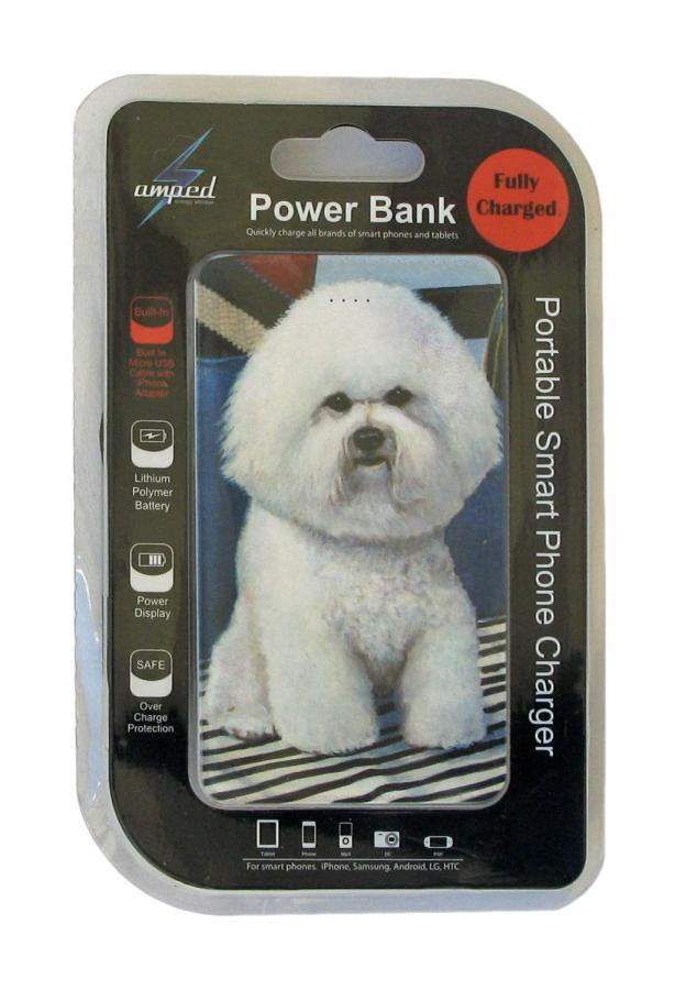 Bichon power bank package