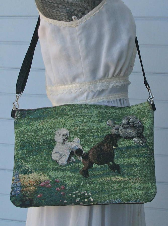 Poodle daybag 1