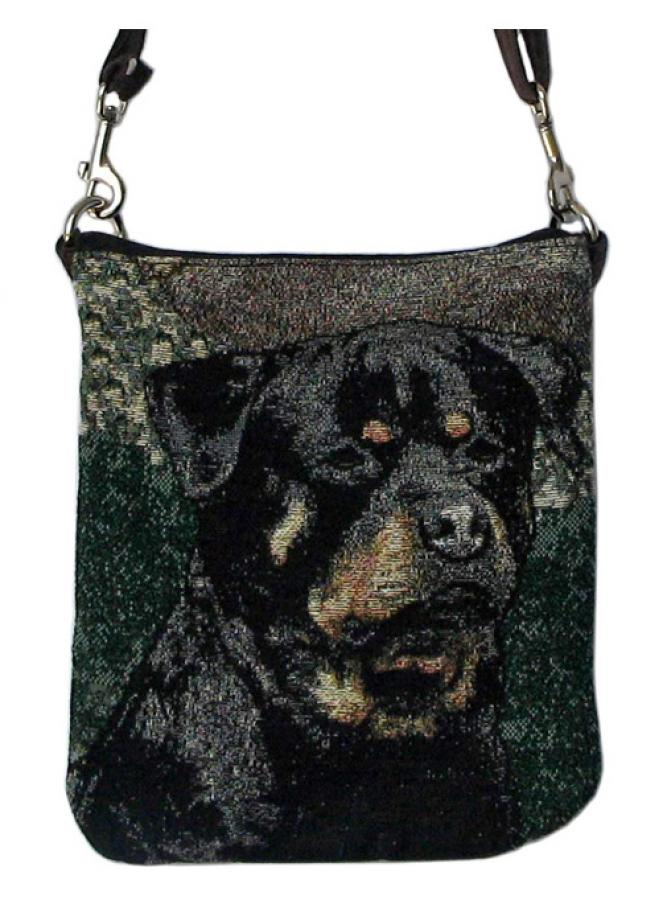 Rottie pocket purse bpa