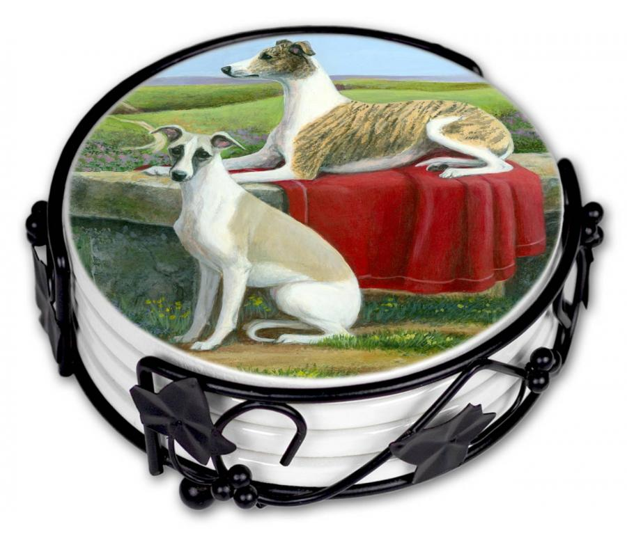 Whippet coaster set
