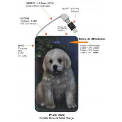 Great Pyrenees power bank 3