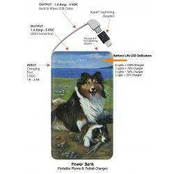 sheltie power bank