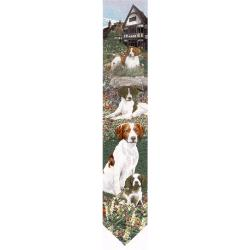 Brittany Spaniel Bell Pull