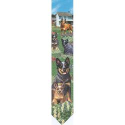 Australian Cattle Dog Bell Pull