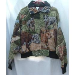 Australian Cattle Dog Baseball Jacket 1A
