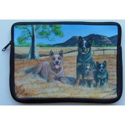 Australian Cattle Dog Picture Netbook #1