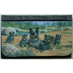 Australian Cattle Dog Picture Wallet #3