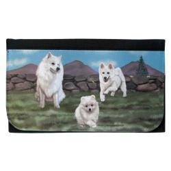 American Eskimo dog wallet 2