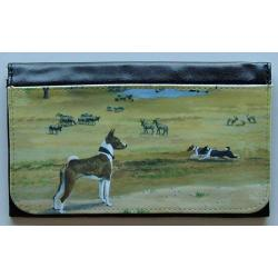 Basenji Picture Wallet #2