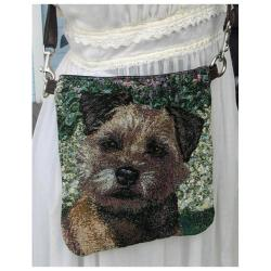 border terrier pocket purse bpa
