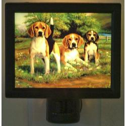 Beagle 4 Nightlight