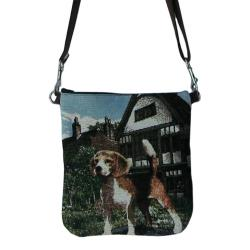 Beagle pocket purse bpb