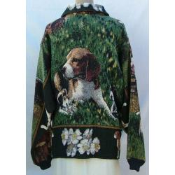 Beagle Short Coat 1A