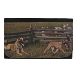 Belgian Malinois picture wallet 1
