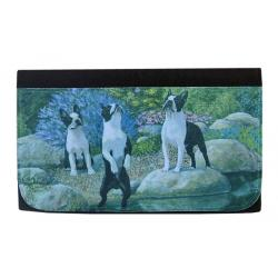 Boston terrier wallet 1