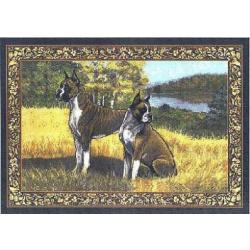 Boxer 1 Single Tapestry Placemat