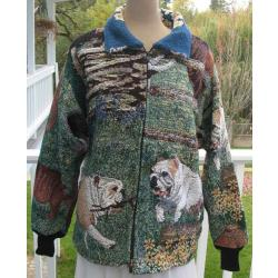 Bulldog Short Coat 1A