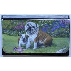 Bulldog Picture Wallet #4