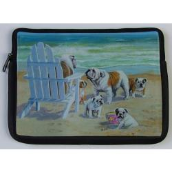Bulldog Picture Netbook Sleeve #5