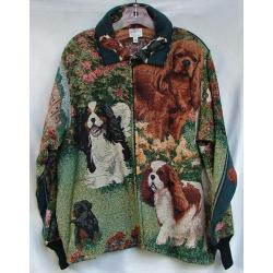 Cavalier King Charles Spaniel Short Coat #1A