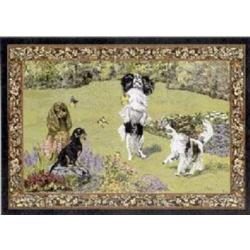Cavalier King Charles Spaniel 3 Single Tapestry Placemat