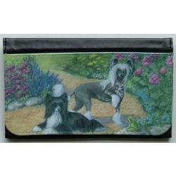 Chinese Crested Picture Wallet #4