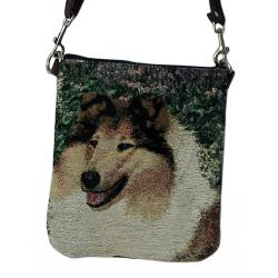 Collie pocket purse 1bpb
