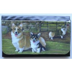 Corgi Picture Wallet #1