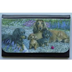 Dachshund Picture Wallet #2