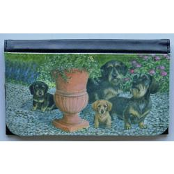 Dachshund Picture Wallet #3