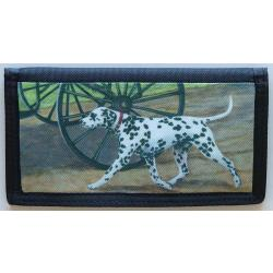Dalmatian Picture Checkbook Cover #1