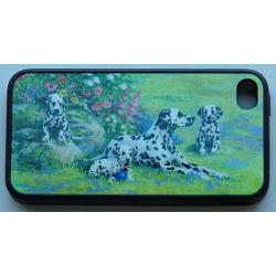 Dalmatian Picture iPhone-4 Cover #3