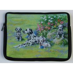 Dalmatian Picture Netbook Sleeve #3
