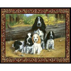 English Cocker Spaniel Tapestry Placemat #1 Single