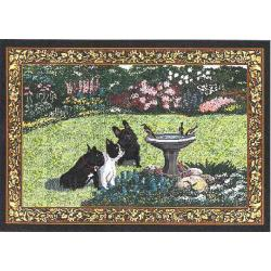 French Bulldog Tapestry Placemat #2 Single