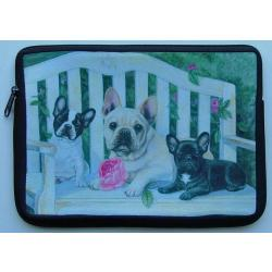 French Bulldog Picture Netbook Sleeve #6