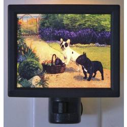 French Bulldog Picture Nightlight #3