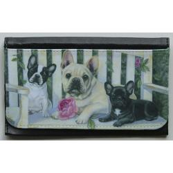 French Bulldog Picture Wallet #6
