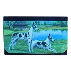Great Dane wallet #1