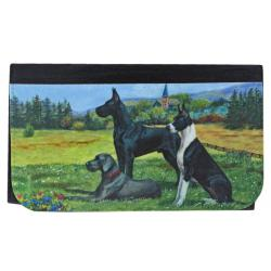 Great Dane 3 wallet