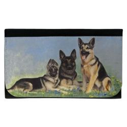 German Shepherd Picture Wallet #2