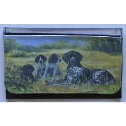 German Shorthair Pointer Picture Wallet #4