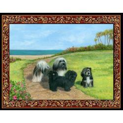 Havanese 1 Single Tapestry Placemat