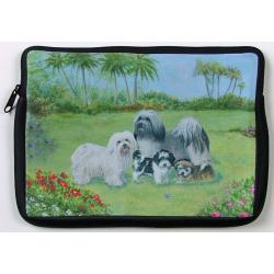 Havanese Picture Netbook Sleeve #4