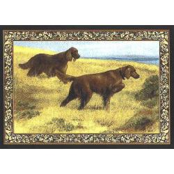 Irish Setter 1 Single Tapestry Placemat