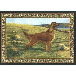 Irish Setter 2 Single Tapestry Placemat