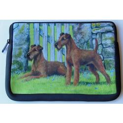 Irish Terrier Picture Netbook Sleeve #1