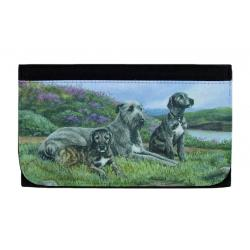 Irish Wolfhound wallet 3