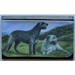 Irish Wolfhound Picture Wallet #2