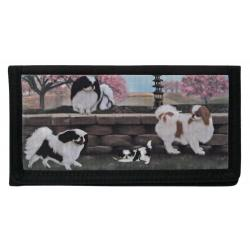 Japanese chin 6 checkbook